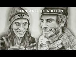 drawing ethan and hila klein from h3h3 ions