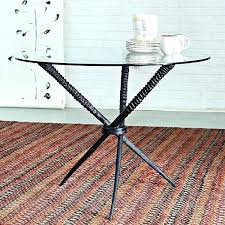 diy table base for glass top remarkable dining ideas regarding scan interior design 7