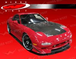 mazda rx7 fast and furious body kit. mazda rx7 vis racing jpc full body kit polyurethane 93mzrx72djpc099p rx7 fast and furious p