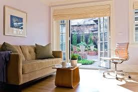 roman shades for sliding doors amazing roman shades for french patio doors roman shades for patio