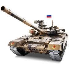 <b>Радиоуправляемый танк Heng Long</b> T90 Russia - 3938-1 V6.0 ...