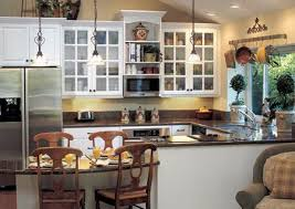 White country kitchen cabinets Coastal Ivory Kitchen Country Style Kitchen Cabinets Thermofoil The Spruce Country Or Rustic Kitchen Design Ideas
