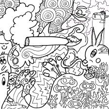 Small Picture The Stoners Coloring Book Coloring for High Minded Adults Jared