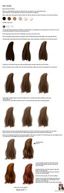Hair Tutorial By Cindysart Deviantart Com