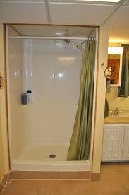 shower stall base medium size of of prefab shower stall useful reviews stalls base for tile
