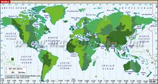 World Time Zones Map World Time Zones