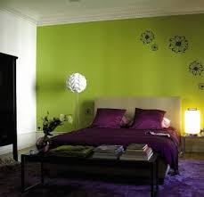 green wall paint for bedroom. green wall painting ideas. impressive bedroom with typical style | bedmagz paint for e