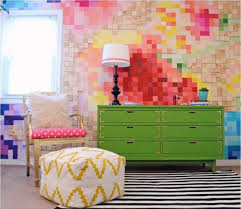 diy pixelated wall art quick and easy diy home projects you can do this weekend