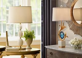 stone table lamps