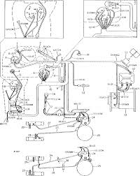 John deere wiring harness diagram electrical de gearbox tractor for parts value electric lift l mower
