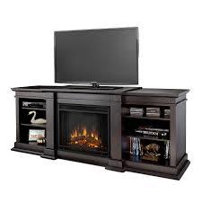 mini electric fireplace heater. Real Flame 72-in W 4780-BTU Dark Walnut Wood Wall Mount LED Electric Mini Fireplace Heater N