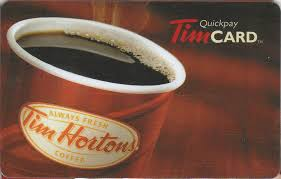 in 2007 tim hortons released their first tims card since then tim hortons has expanded the cards to cover major holidays events and sports teams