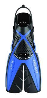 Mares X Stream Size Chart Head X One Split Snorkeling Fin