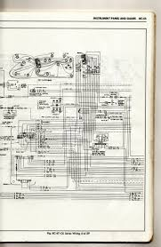 1980 chevy c 10 wiring diagram the 1947 present chevrolet the closest i can come is an 1982 service manual wire diagram for the dash area