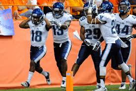 Villanova Football A Geographical Map Of The 2015 Roster