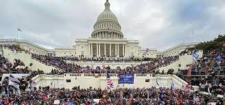 Son dakika | ABD Kongre binasına kanlı baskın! Ölü sayısı yükseliyor