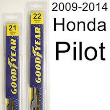Auto Wiper Blade Size Chart