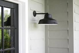 outdoor barn lights throughout the most incredibly affordable little green idea 0
