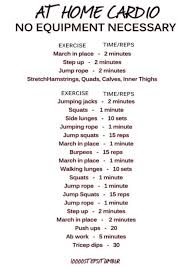 full body cardio workout at home for beginners 10 minute exercise routine fitness