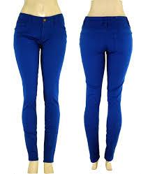 1 Ladies Plus Size Skinny Jeans Copb169 12 Pcs Royal Wholesale