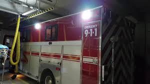 Code 3 Fire Lights Fire Truck Side Scene Light Upgrade To Code 3 Led