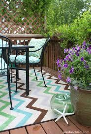 chevron rug the indoor outdoor