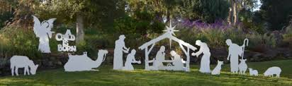 Complete nativity set Large Outdoor Nativity Set - MyNativity.com