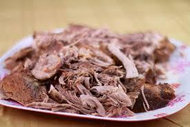 slow cooker pork shoulder