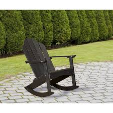 adirondack rocking chair plastic. Wonderful Rocking Get Quotations  Wildridge Recycled Plastic Classic Adirondack Rocking Chair To O