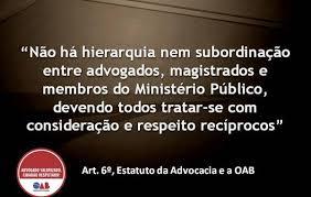 Resultado de imagem para DIFERENÇAS MINISTÉRIO PÚBLICO OAB