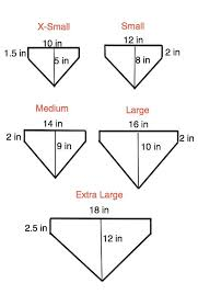 diy doggie bandana sizes chart you can sew yourself out of scrap