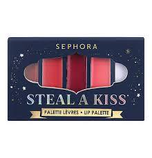 sephora steal a kiss lip palette 5 x 0