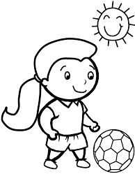 Free Printable Soccer Coloring Pages Printable Soccer Balls Soccer