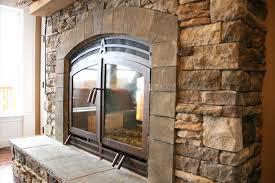indoor fireplace glass kits ideas precast