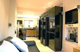 convert garage into studio how to convert a garage into a bedroom the living kitchen this convert garage into