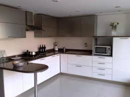 Small Modular Kitchen Best Small L Shaped Kitchen Designs Ideas Desk Design