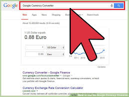 How To Use The Google Currency Converter 9 Steps With