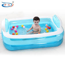 inflatable bathtub folding tub thickening bathtub child bath basin bath bucket plastic pvc swimming pool