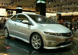 File:Paris 2006 - Honda Civic type R.JPG - Wikimedia Commons