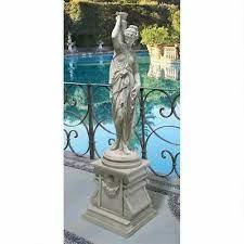 katlot david grande garden statue 1