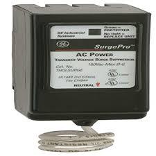 breaker box surge protector. Brilliant Surge GE THQLSURGE 1Phase 1 Inch PlugIn Surge Protector 120240 Volt In Breaker Box U
