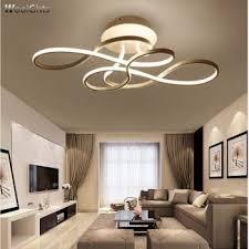 wooights chandelier lighting for living room bedroom re ac85 265v lamparas de techo modern ceiling chandelier