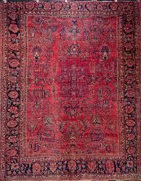 antique saruk persian rug