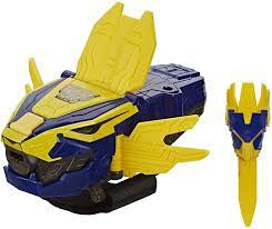 Power Rangers Beast Morphers Beast-X King Morpher elektronisches  Rollenspiel-Spielzeug, bewegungsreaktive Lichter und Geräusche, inspiriert  von Power Rangers TV-Show.: Amazon.de: Spielzeug