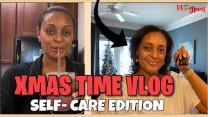 Week 2: Christmas Vlog/Video: SELF-CARE EDITION - YouTube