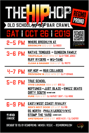 Light Rail Pub Crawl Minneapolis The Halloween Hip Hop Bar Crawl At U Street Multiple