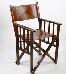 folding brown leather directors chair folding brown leather directors chair