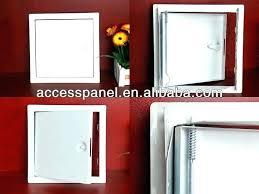 plumbing access panel plumbing access door drywall or ceiling galvanized steel access door access panel exterior plumbing access panel