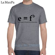 Theory Size Chart Mens Us 13 64 12 Off Designing Building Mens T Shirt Efb Theory Of Relativity For Musicians T Shirt Men Summer Tshirt Letters 100 Cotton Fitness In