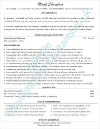 Excellent Cv Examples A Good Resume Examples Examples Resume Resumeexamples Skills
